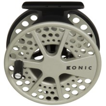 Lamson Konic 4 II Fly Fishing Reel - 9/10wt in See Photo - Closeouts