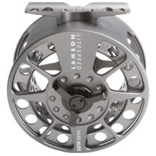Lamson Litespeed 1 Hard Alox Fly Fishing Reel - 1/2/3wt in See Photo - Closeouts