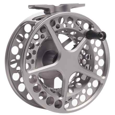Lamson Litespeed 3 Micra 5 Fly Reel - 6-8wt, Factory 2nds in See Photo - 2nds