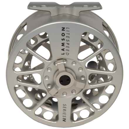 Lamson Litespeed 3 Series IV Fly Reel in See Photo - Closeouts
