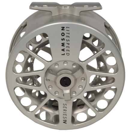 Lamson Litespeed 3.5 Series IV Fly Reel in See Photo - Closeouts