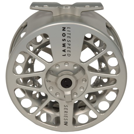 Lamson Litespeed 3.5 Series IV Fly Reel in See Photo