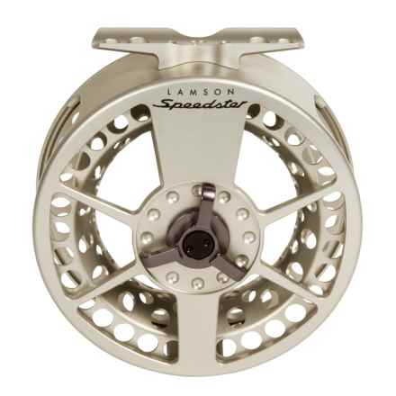 Lamson Speedster 2 Fly Reel - 2nds in See Photo - 2nds