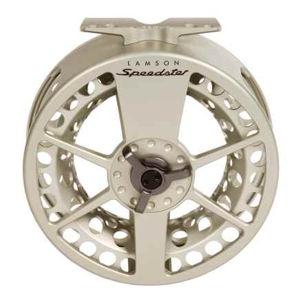 Lamson Speedster 3.5 Fly Reel - 2nds in See Photo - 2nds
