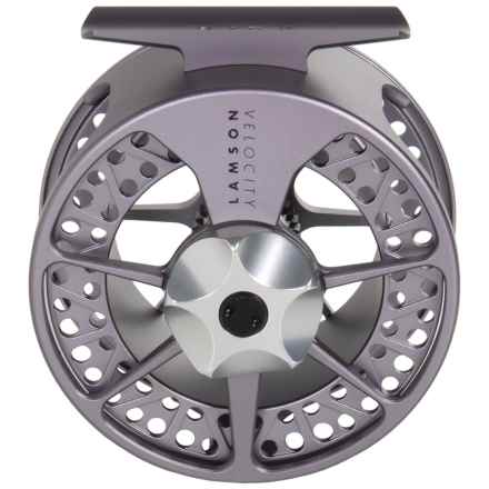 Lamson Velocity 1.5 Hard Alox II Fly Reel in See Photo - Closeouts