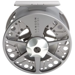 Lamson Velocity 3X Fly Fishing Reel - 8wt in Alox Finish
