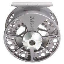 Lamson Velocity Reel - V2 in Alox Finish - Closeouts