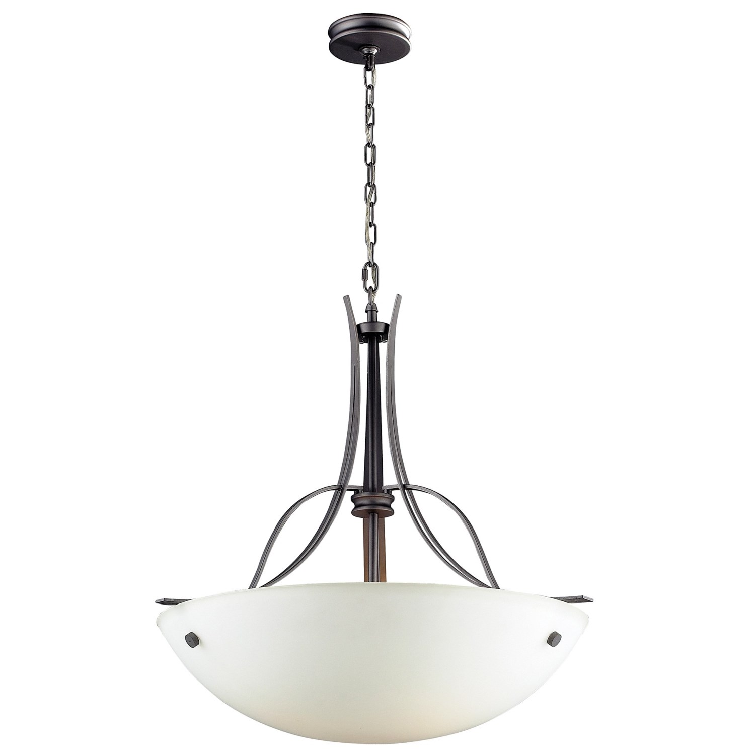 Landmark Franklin Creek 3 Light Pendant Light