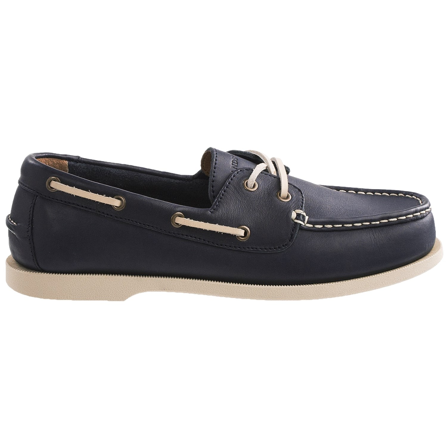 lands end mainstay boat shoes for 7537g