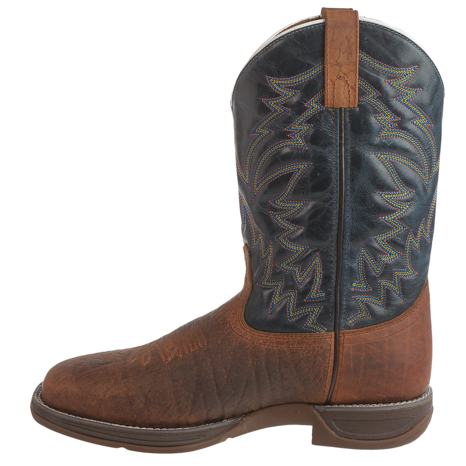 Laredo Great Bend Cowboy Boots (For Men) - Save 43%