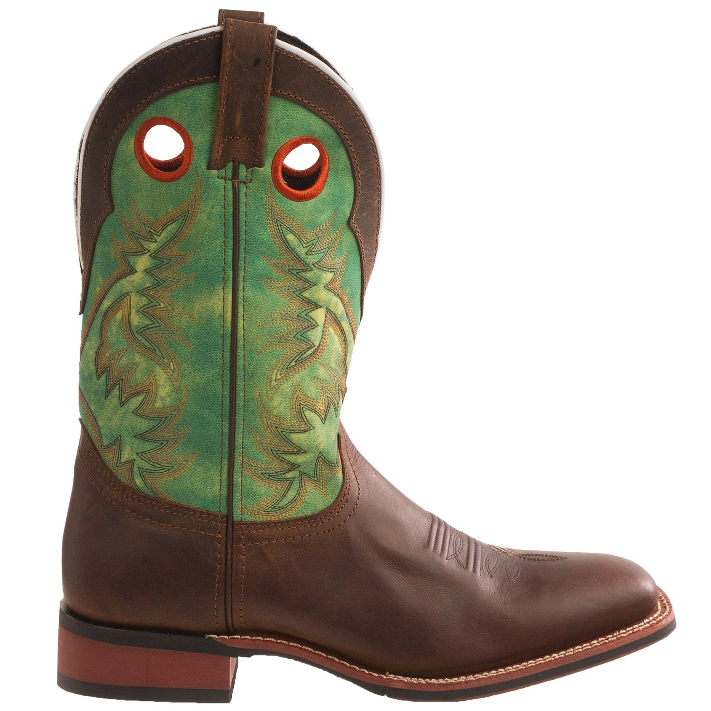 Laredo Stockman Cowboy Boots For Men 8558D Save 57