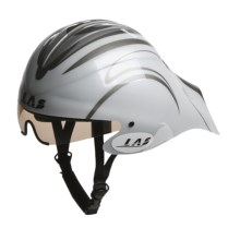 LAS Crono Cycling Helmet in White - Closeouts