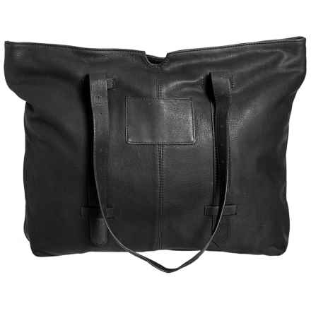 Latico Finley Tote Bag - Leather (For Women) in Black - Closeouts