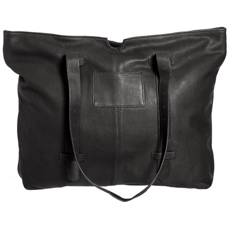 c990ba121c Latico Finley Tote Bag - Leather (For Women) in Black