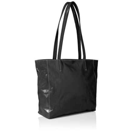 Latico Leather Tote Bag For Women In Black Closeouts