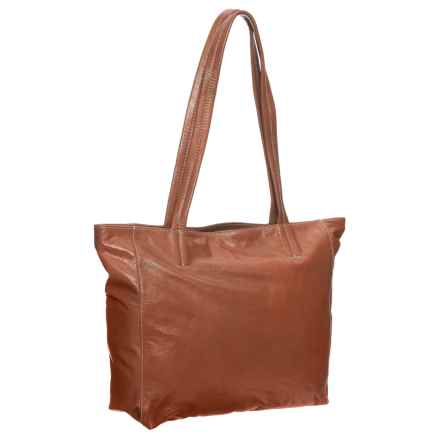 Latico Leather Tote Bag (For Women) in Tan - Closeouts