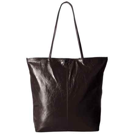 Latico North South Leather Tote Bag (For Women) in Espresso - Closeouts