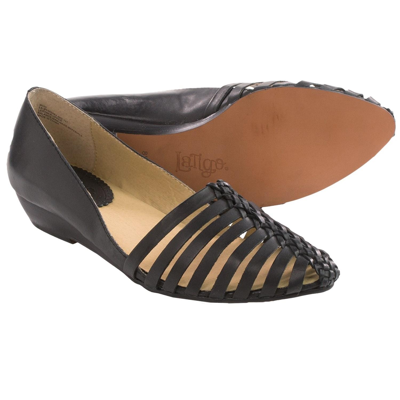 Latigo Leather Shoes