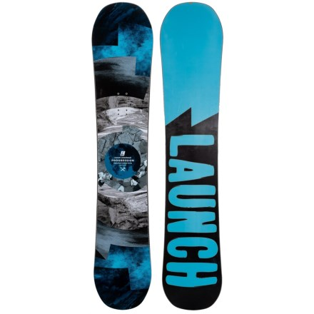 4c5464bbdd1 Launch Snowboards Progression Snowboard (For Men) in See Photo - Closeouts