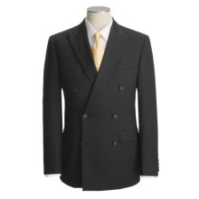 Lauren by Ralph Lauren 3x2 Wool Suit (For Men) in Black - Closeouts