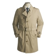 Lauren by Ralph Lauren Allegro Trench Coat - Belted (For Men) in Tan - Closeouts