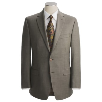 Lauren by Ralph Lauren Birdseye Suit - Wool (For Men) in Olive