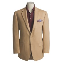 Lauren by Ralph Lauren Camel Hair Blazer (For Men) in Tan - Closeouts