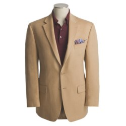 Lauren by Ralph Lauren Camel Hair Blazer (For Men) in Black