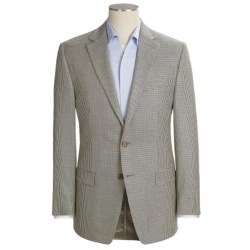 Lauren by Ralph Lauren Check Sport Coat - Silk-Wool (For Men) in Sand