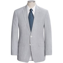 Lauren by Ralph Lauren Cotton Seersucker Suit (For Men) in Med Blue - Closeouts
