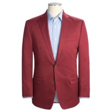 Lauren by Ralph Lauren Cotton Twill Sport Coat (For Men) in Red - Closeouts