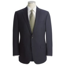 Lauren by Ralph Lauren Double Stripe Suit - Wool (For Men) in Navy - Closeouts