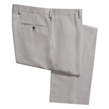 Lauren by Ralph Lauren Dress Pants - Flat Front (For Men) in Lilac - Closeouts