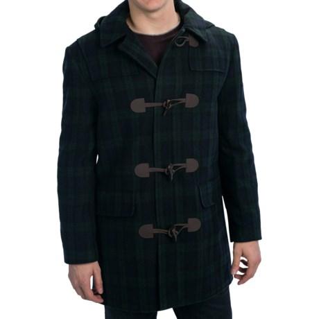Lauren by Ralph Lauren Duffle Coat - Detachable Hood (For Men) in Black