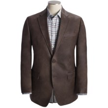 Lauren by Ralph Lauren Faux-Suede Sport Coat (For Men) in Dark Brown - Closeouts