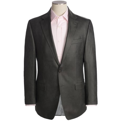 Lauren by Ralph Lauren Faux-Suede Sport Coat (For Men) in Dark Brown