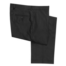 Lauren by Ralph Lauren Gabardine Dress Pants (For Men) in Black - Closeouts