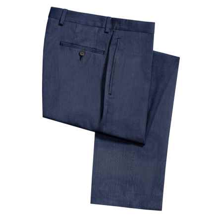 Lauren by Ralph Lauren Gabardine Dress Pants (For Men) in Blue - Closeouts