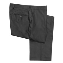Lauren by Ralph Lauren Gabardine Dress Pants (For Men) in Charcoal - Closeouts