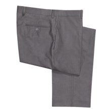Lauren by Ralph Lauren Gabardine Dress Pants (For Men) in Grey - Closeouts