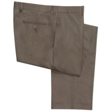 Lauren by Ralph Lauren Gabardine Dress Pants (For Men) in Light Brown - Closeouts
