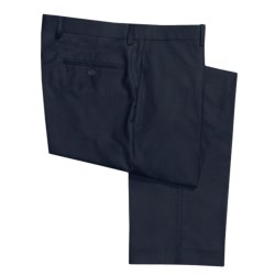 Lauren by Ralph Lauren Gabardine Dress Pants (For Men) in Charcoal