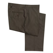 Lauren by Ralph Lauren Gabardine Dress Pants (For Men) in Olive - Closeouts