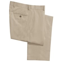 Lauren by Ralph Lauren Gabardine Dress Pants (For Men) in Stone - Closeouts