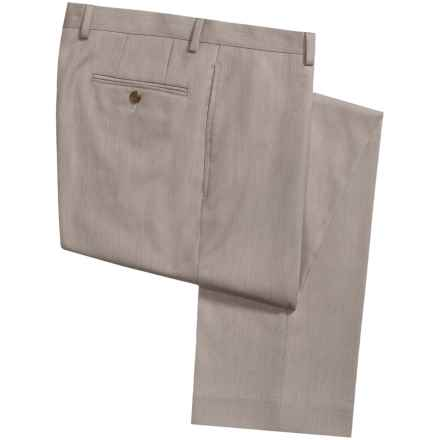Lauren by Ralph Lauren Gabardine Dress Pants (For Men) in Tan - Closeouts
