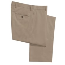 Lauren by Ralph Lauren Gabardine Dress Pants (For Men) in Taupe - Closeouts