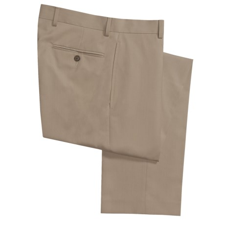 Lauren by Ralph Lauren Gabardine Dress Pants (For Men) in Taupe