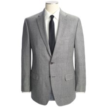 Lauren by Ralph Lauren Glen Plaid Suit - Wool-Cashmere (For Men) in Black/White - Closeouts