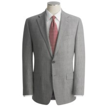 Lauren by Ralph Lauren Glen Plaid Suit - Wool (For Men) in Black/White - Closeouts