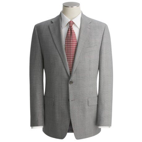 Lauren by Ralph Lauren Glen Plaid Suit - Wool (For Men) in Black/White
